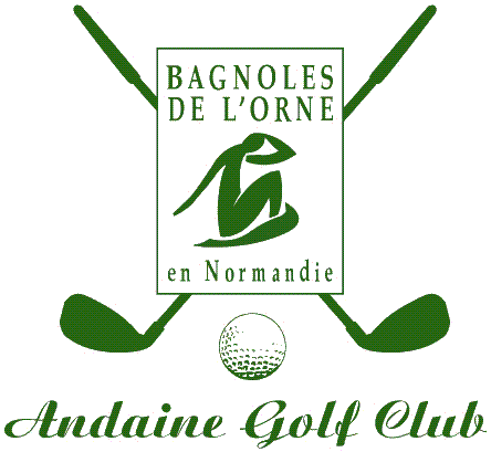 Logo de l'association du Golf de Bagnoles